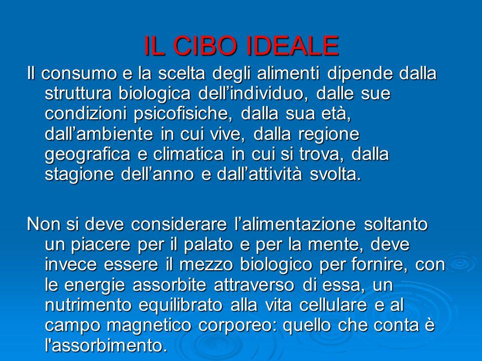 LE ZONE BLU 1.REGOLA DELL 80% 2.IL POTERE DELLE PIANTE (+VEGETALI -INDUSTRIALI) 3.