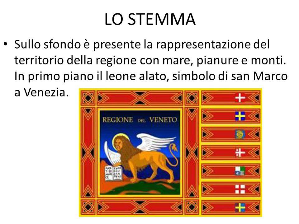 L'origine del nome La regione prese il nome da diverse popolazioni: VENETIA da veneti ; VENEZIA EUGENEA da eugenei ; VENEZIA TRIDENTINA ; VENEZIA GIULIA.