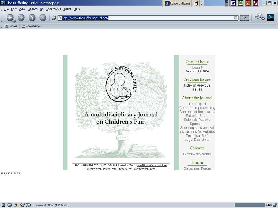 Freemedicaljournals  http://www.freemedicaljournals.com/ http://www.freemedicaljournals.com/  un ricco elenco di riviste di cui sono accessibili online i full-text, è specificata la gratuità totale o il periodo di disponibilità gratuita.