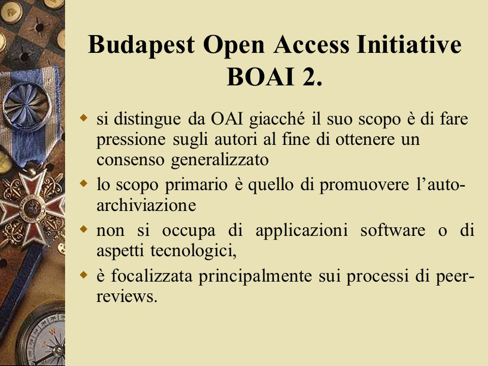 Budapest Open Access Initiative BOAI 2.