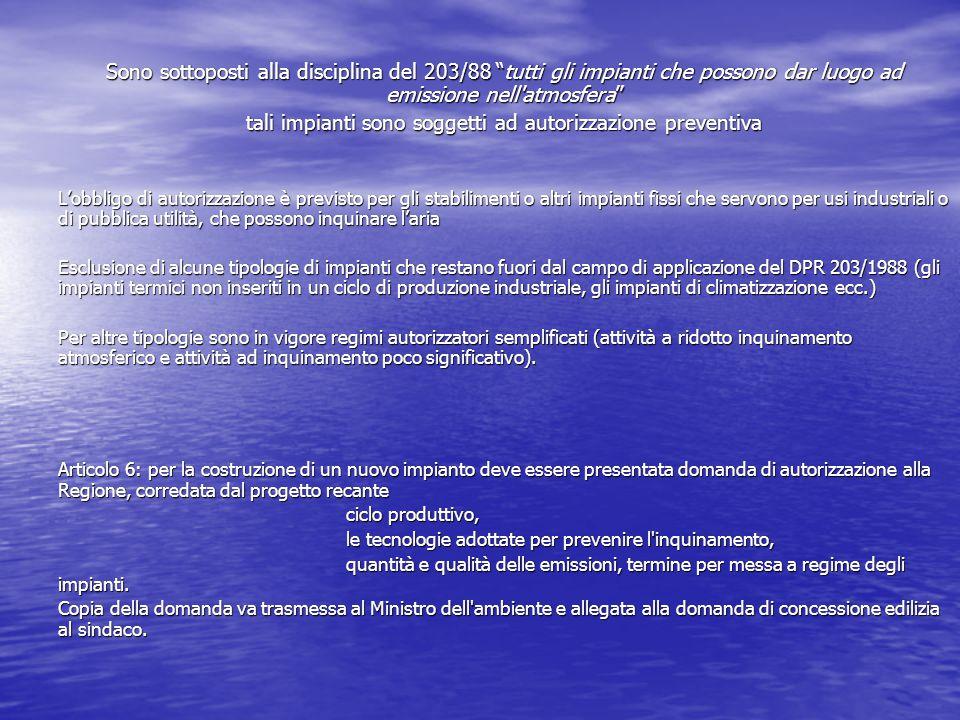 Decreto del Pres.Cons. Ministri del 21/07/1989 - criteri interpretativi del DPR n.