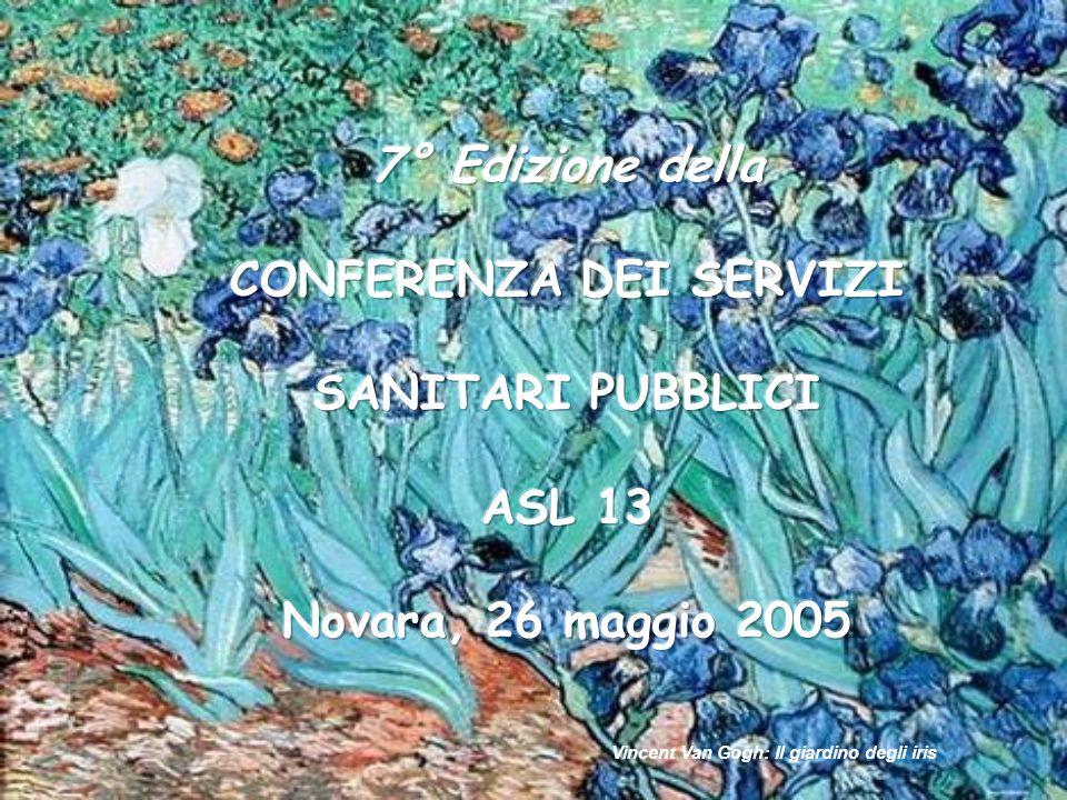 Vincent Van Gogh: Il giardino degli iris
