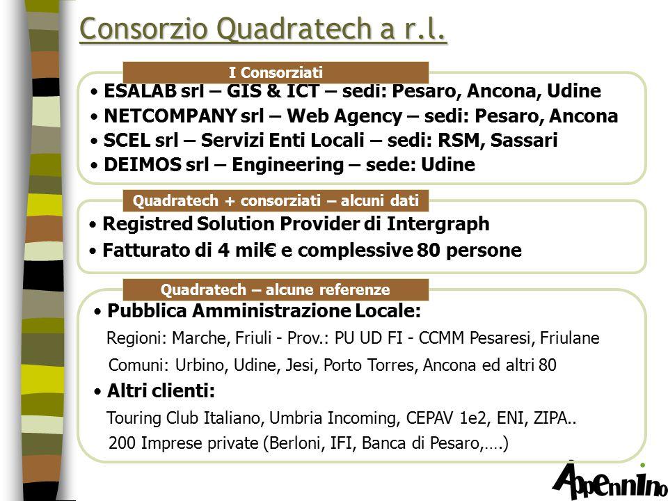 Consorzio Quadratech a r.l.