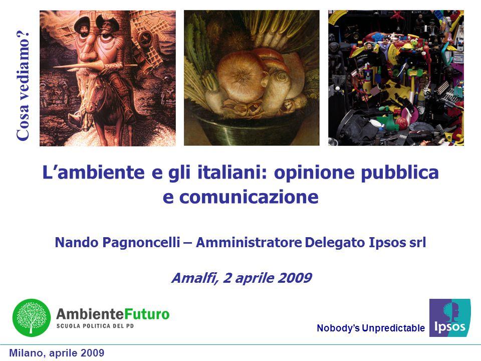 L'importanza della questione ambientale in Italia e in Europa