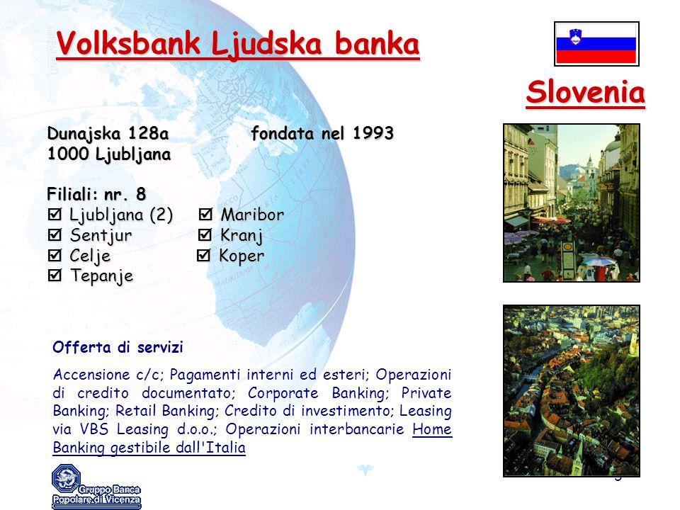 16 Magyarorszagi Volksbank Rt.Rakoczi ut 7fondata nel 1992 1088 Budapest Filiali: nr.