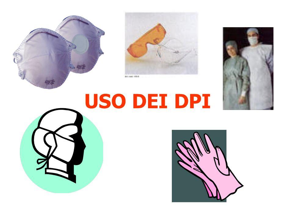 USO DEI DPI