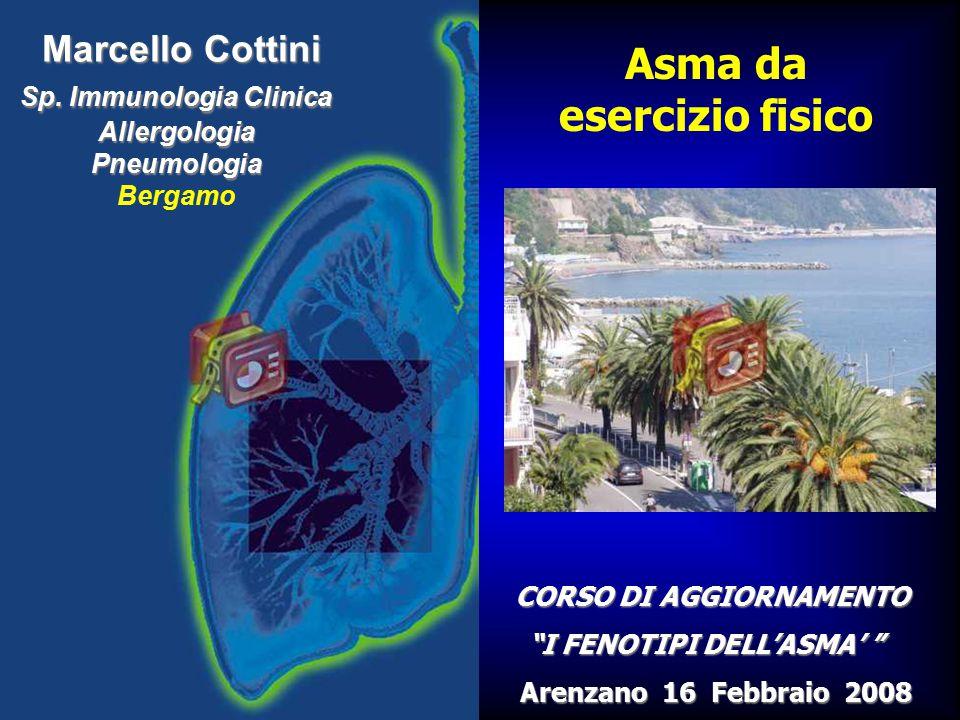 Marcello Cottini Sp.Immunologia Clinica Allergologia Pneumologia Sp.