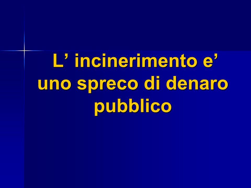 The Battle Hymn of Garbage (Chorus) No agli inceneritori Deve esserci un modo migliore (We know there's a better way!)