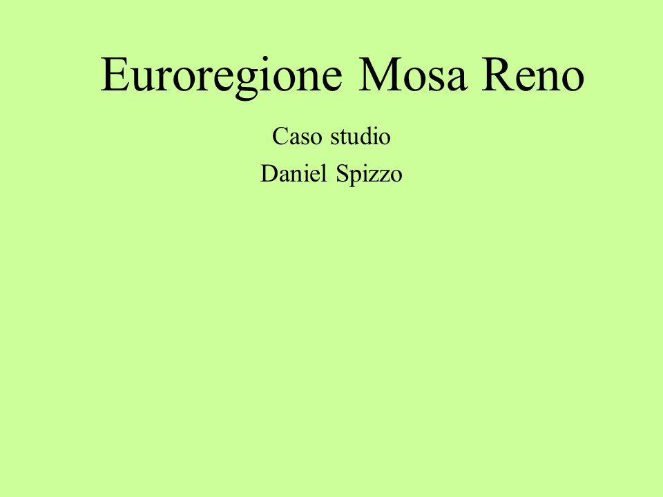 Euroregione Mosa Reno Caso studio Daniel Spizzo