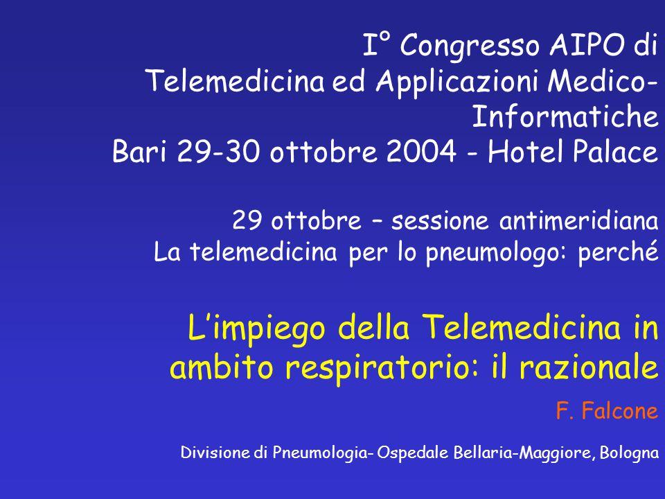 I codici ICD9-CM indicativi di BPCO gruppi 491.**, 492, 494, 496 dei dati MDC4 2003 in Regione Emilia Romagna sono presenti al 50,3% nel DRG 87 ed al 38,5% nel DRG 475