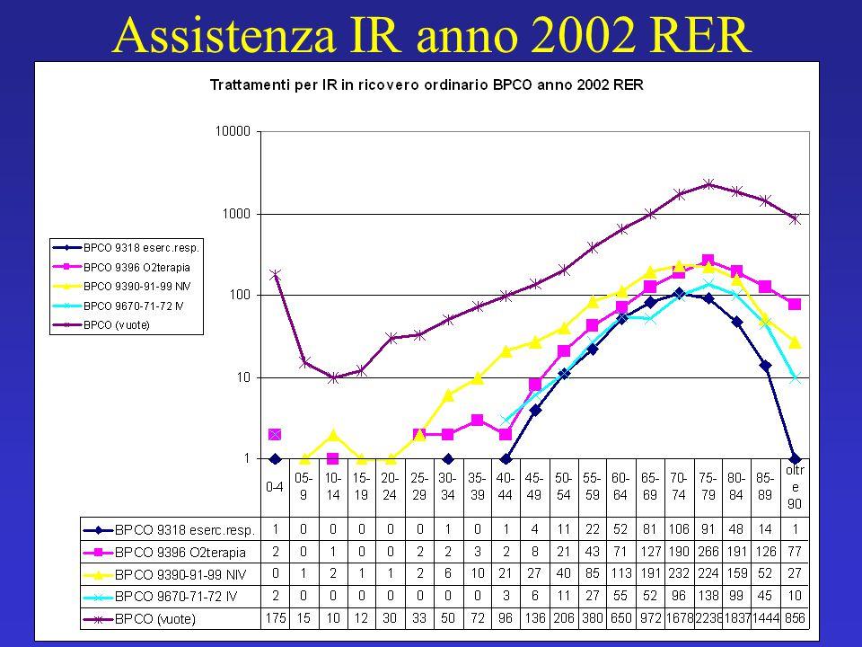Assistenza IR anno 2002 RER