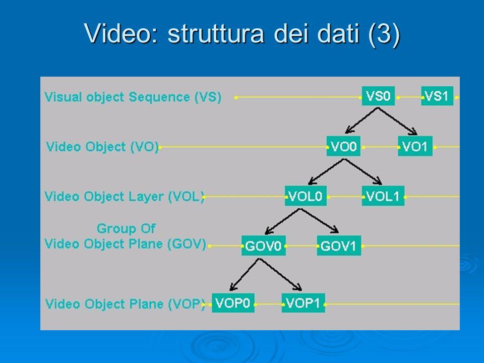 Video: struttura dei dati (3)