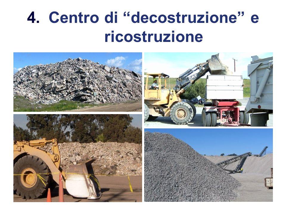 """4.Centro di """"decostruzione"""" e ricostruzione"""