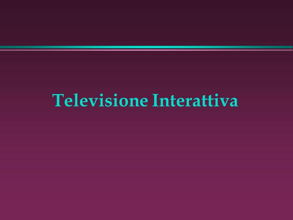 Televisione Interattiva