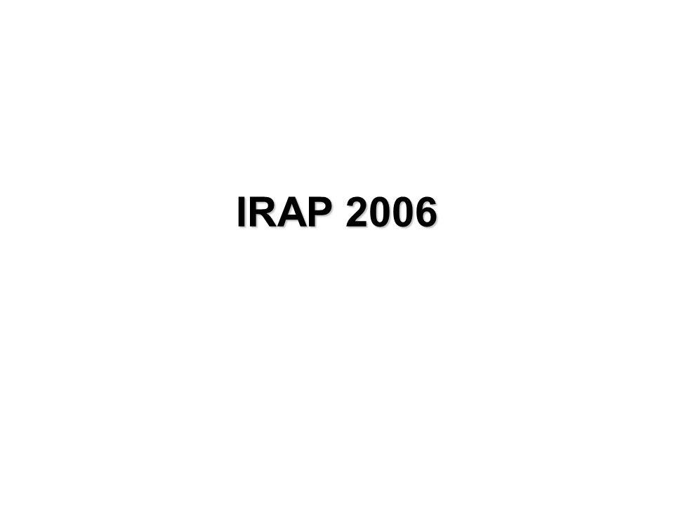 IRAP 2006