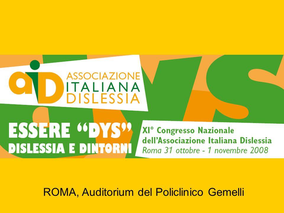 ROMA, Auditorium del Policlinico Gemelli