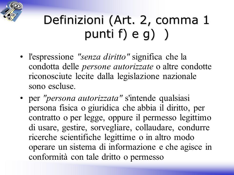 Definizioni (Art.