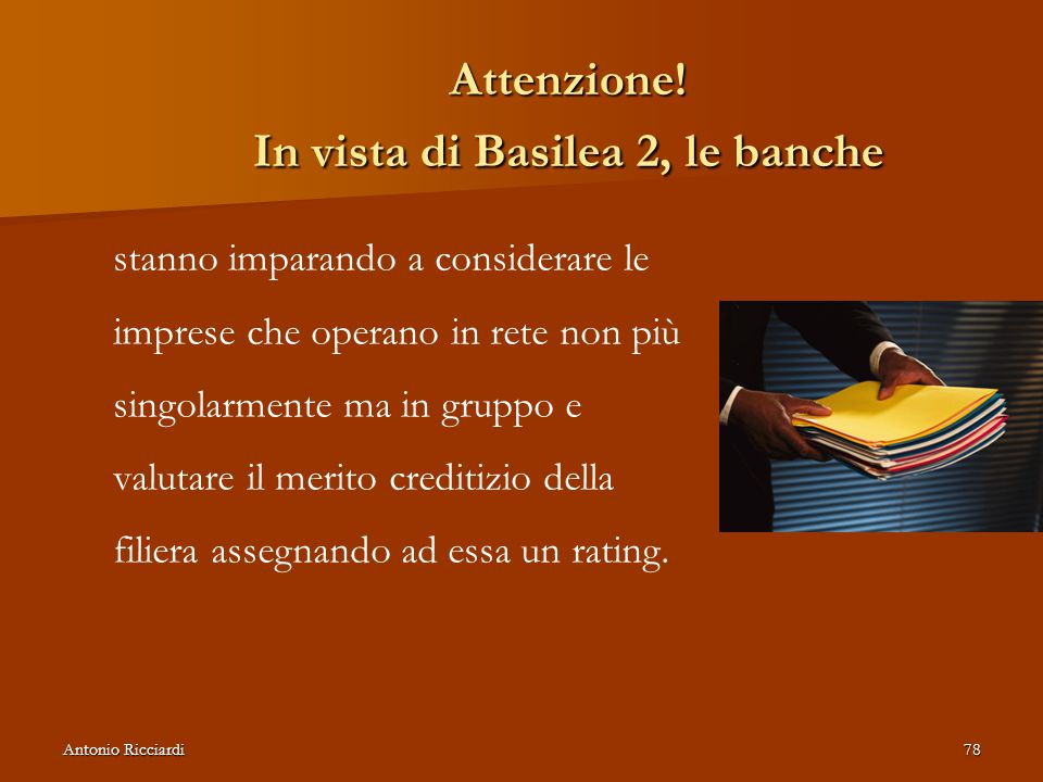 Antonio Ricciardi78 Attenzione.