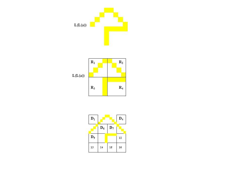 L(L(a)) R1R1 R2R2 R3R3 R4R4 D1D1 D4D4 D6D6 D7D7 141516 12 13 D9D9