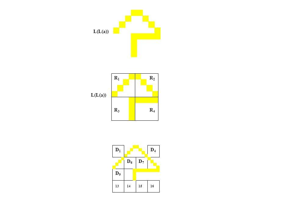 L(L(a)) R1R1 R2R2 R3R3 R4R4 D1D1 D4D4 D6D6 D7D7 14151613 D9D9