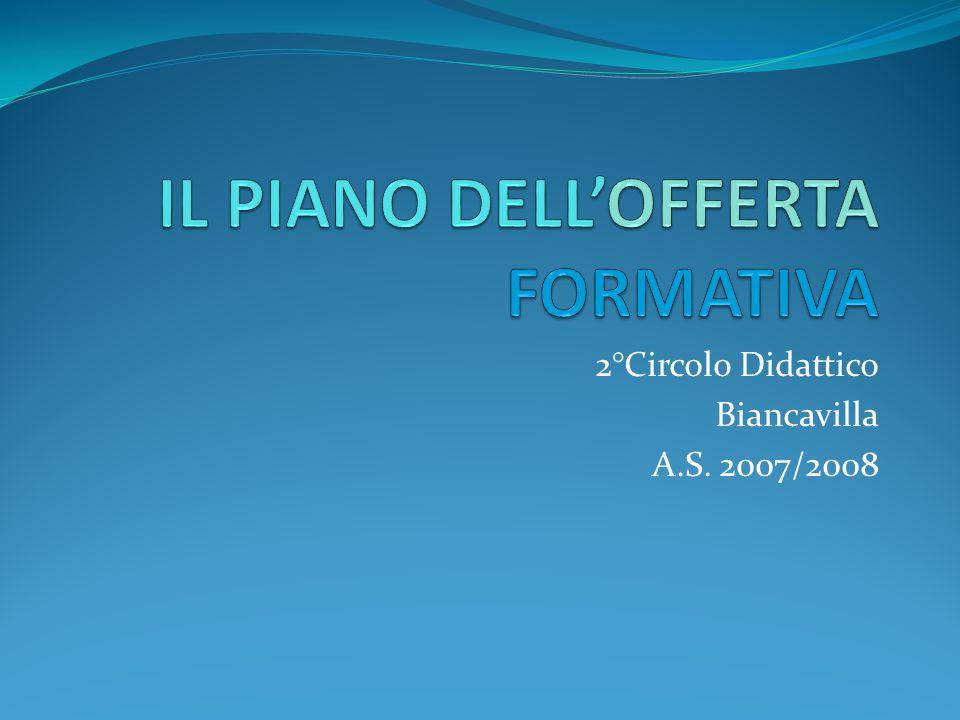 2°Circolo Didattico Biancavilla A.S. 2007/2008