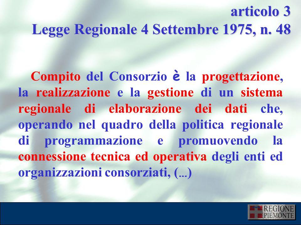 L'attuazione dell'eGovernment 10 dicembre 2001 LA BANDA INTERNET NELLA RUPAR