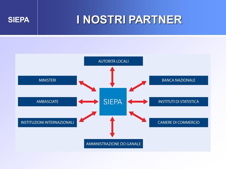 SIEPA I NOSTRI PARTNER