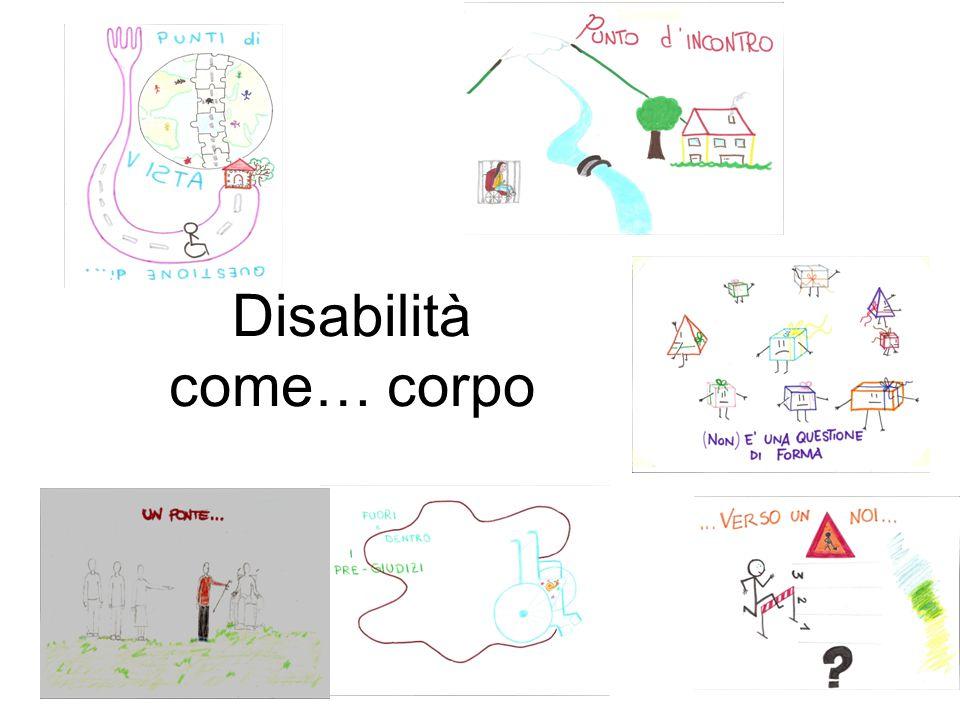 Disabilità come… corpo