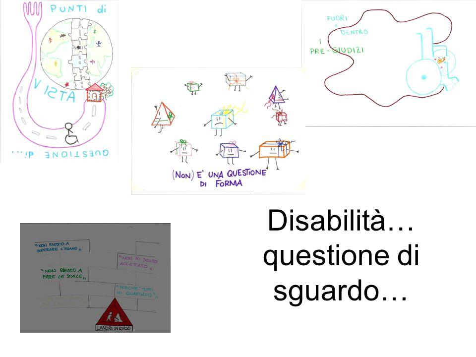 Disabilità… questione di sguardo…