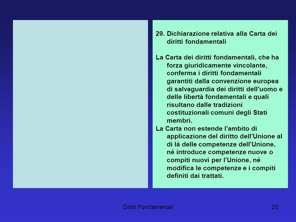 Diritti Fondamentali20 29.