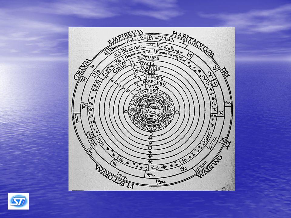 Tolomeo (87-150 d.C.) Che codificò la teoria Geocentrica che resse per 1400 anni superata nel 1543 dalla teoria eliocentrica di Copernico