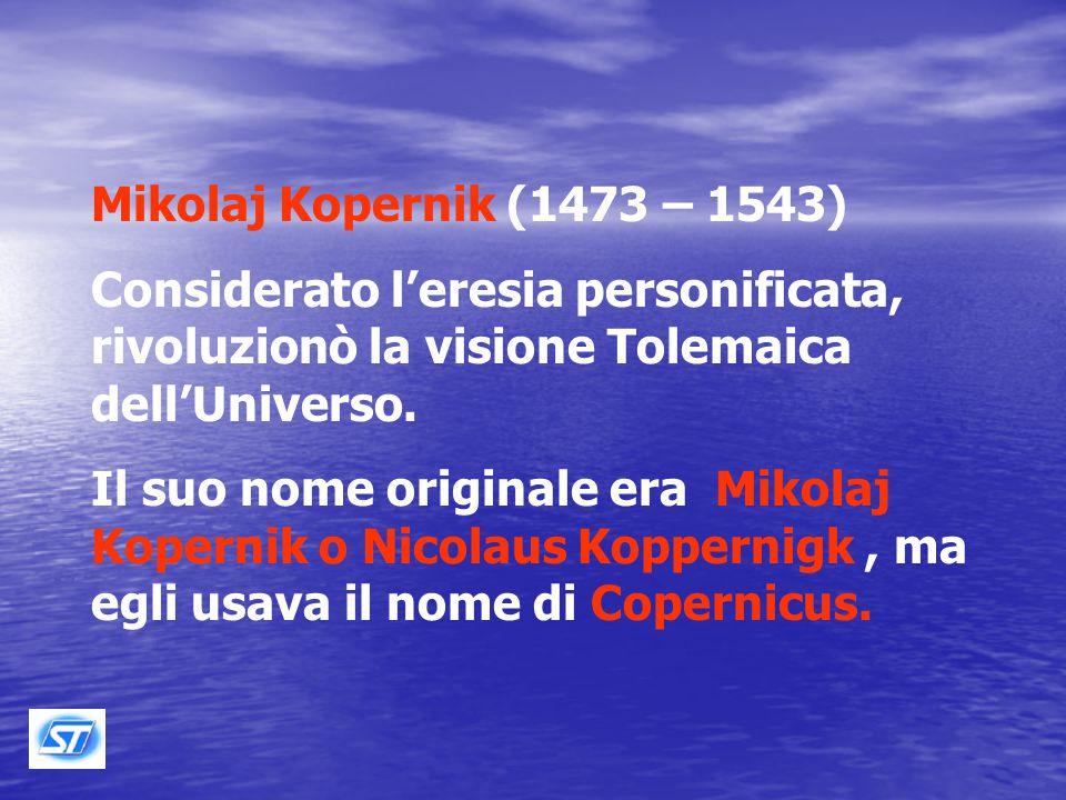 Albertus Magnus (1193 – 1280) Fu il primo ad ipotizzare che la luce avesse una velocità finita anche se elevatissima.