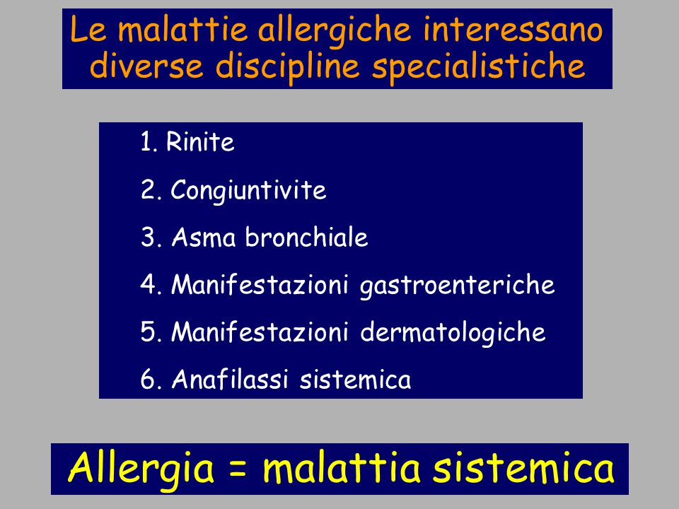Sperger and Paller: J Allergy Clin Immunol 112: S118-127, 2003 Allergic inflammation is a Th2- mediated systemic disorder
