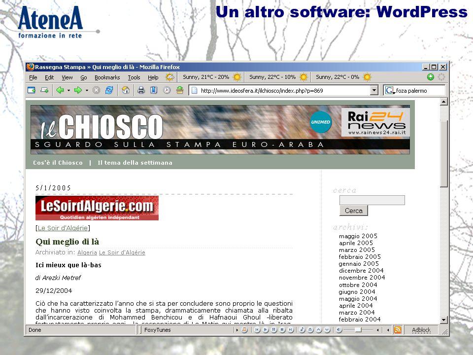 Oltre 1150 organizzazioni in 81 paesi del mondo hanno registrato i propri siti Moodle (Aprile 2004).
