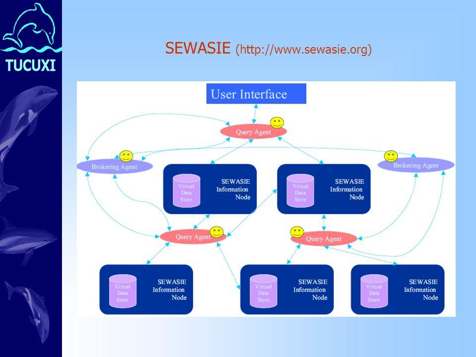 SEWASIE (http://www.sewasie.org)
