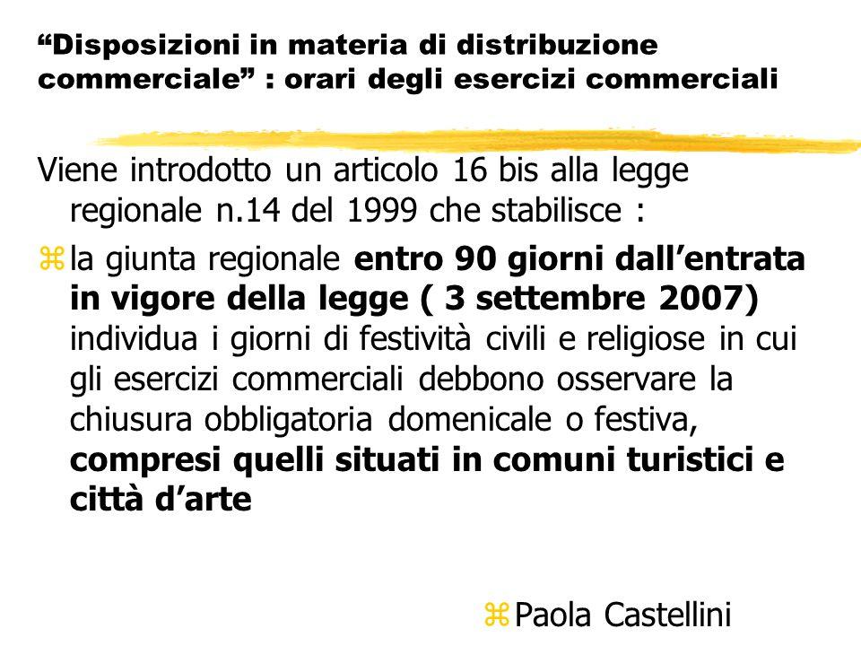 art.3, comma 1, lett.a) della legge 248 del 2006 Osservazioni 2.