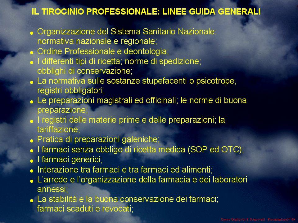 Centro Grafico by S. Sciacovelli Presentazione N° 49