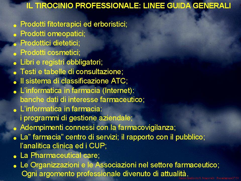 Centro Grafico by S. Sciacovelli Presentazione N° 50