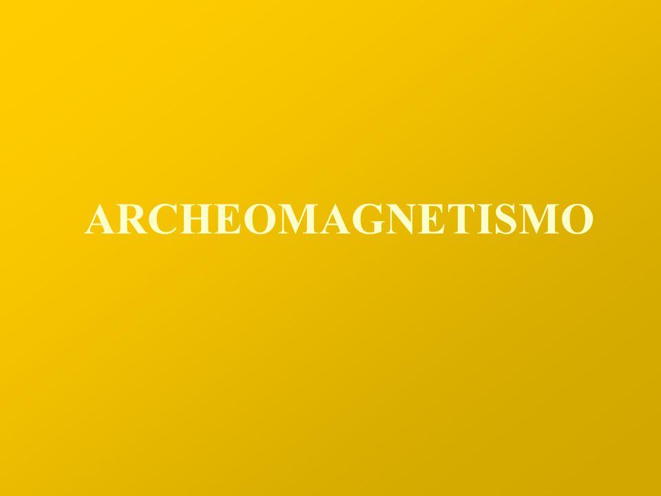 ARCHEOMAGNETISMO