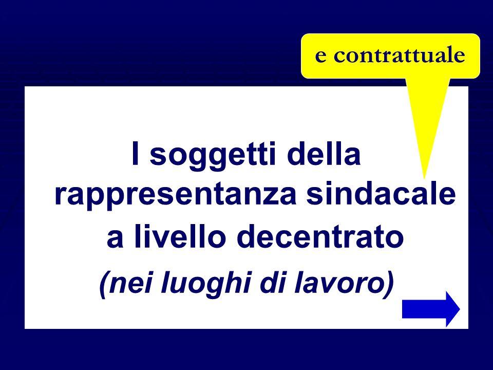 Il presupposto fondamentale del sistema di coordinamento delineato dal Protocollo del 1993 Il coordinamento tra livelli presuppone il coordinamento tr