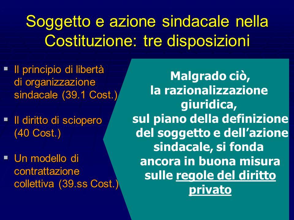 II tentativo La legge Vigorelli (l.