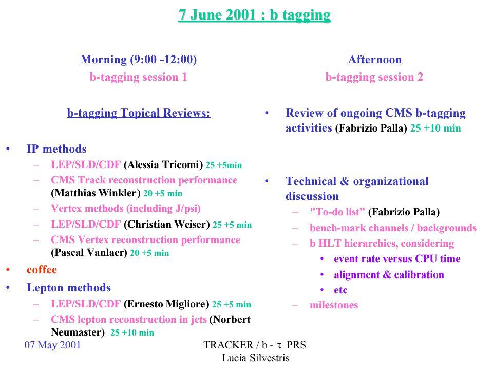 G. Bagliesi TISB 18/5/0113