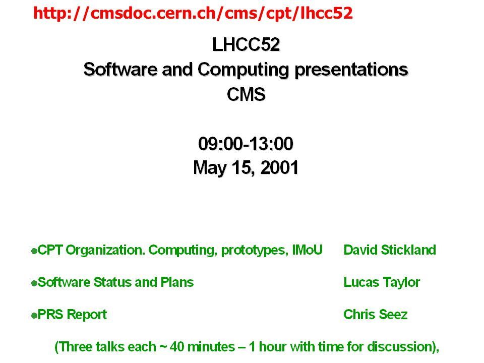 G. Bagliesi TISB 18/5/012 http://cmsdoc.cern.ch/cms/cpt/lhcc52