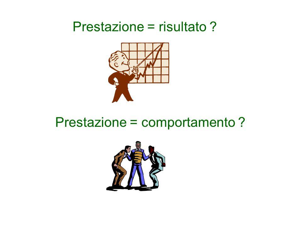 La valutazione della prestazione come obiettivo: il processo Identifico: –gli obiettivi rilevanti per la posizione, con particolare riferimento ad eventuali criticità (li leggo nella valutazione delle posizioni; es.