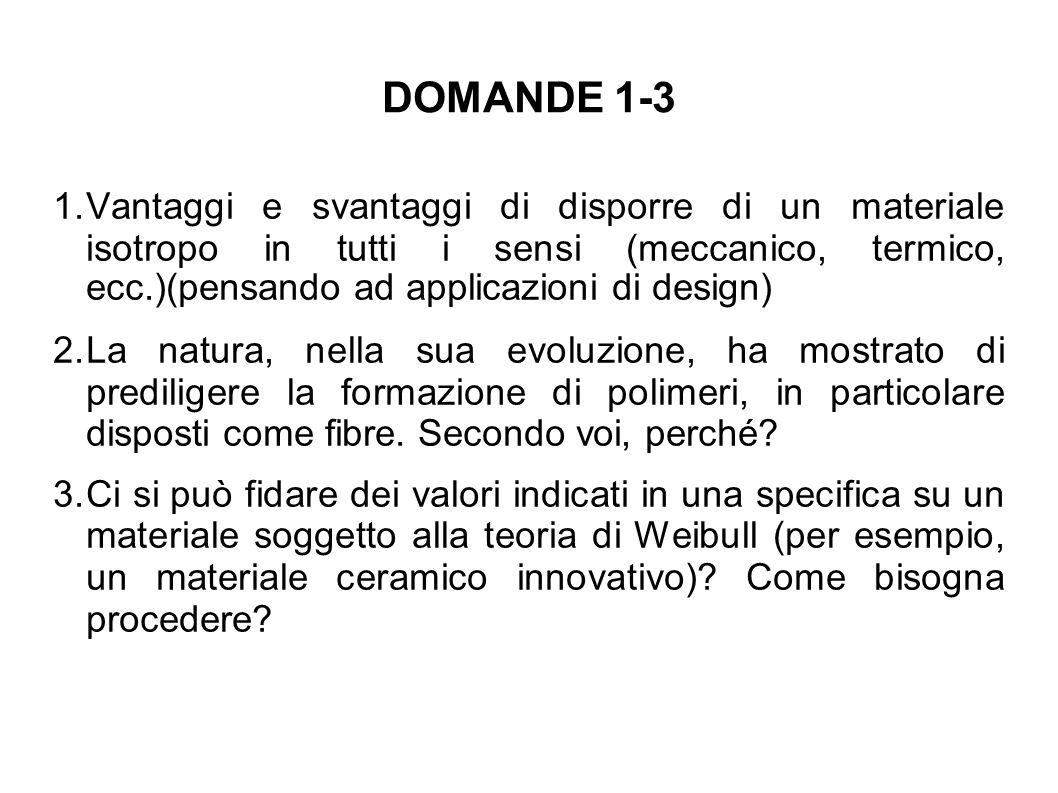 DOMANDE 4-6 4.