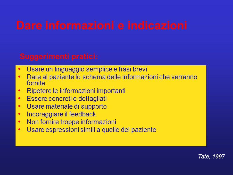 CAPACITA' E TECNICHE DI COMUNICAZIONE Restituzione di informazioni: Checking skills Parafrasi Brevi ricapitolazioni Reflection skills Espressioni empa