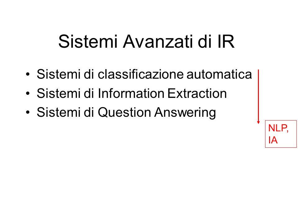 Analisi Semantica L obiettivo dell analisi semantica è comprendere il significato di una frase.