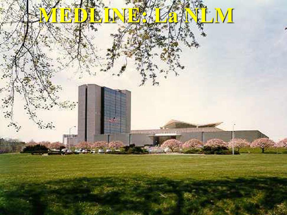 MEDLINE: La NLM