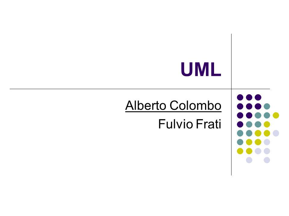 UML Alberto Colombo Fulvio Frati