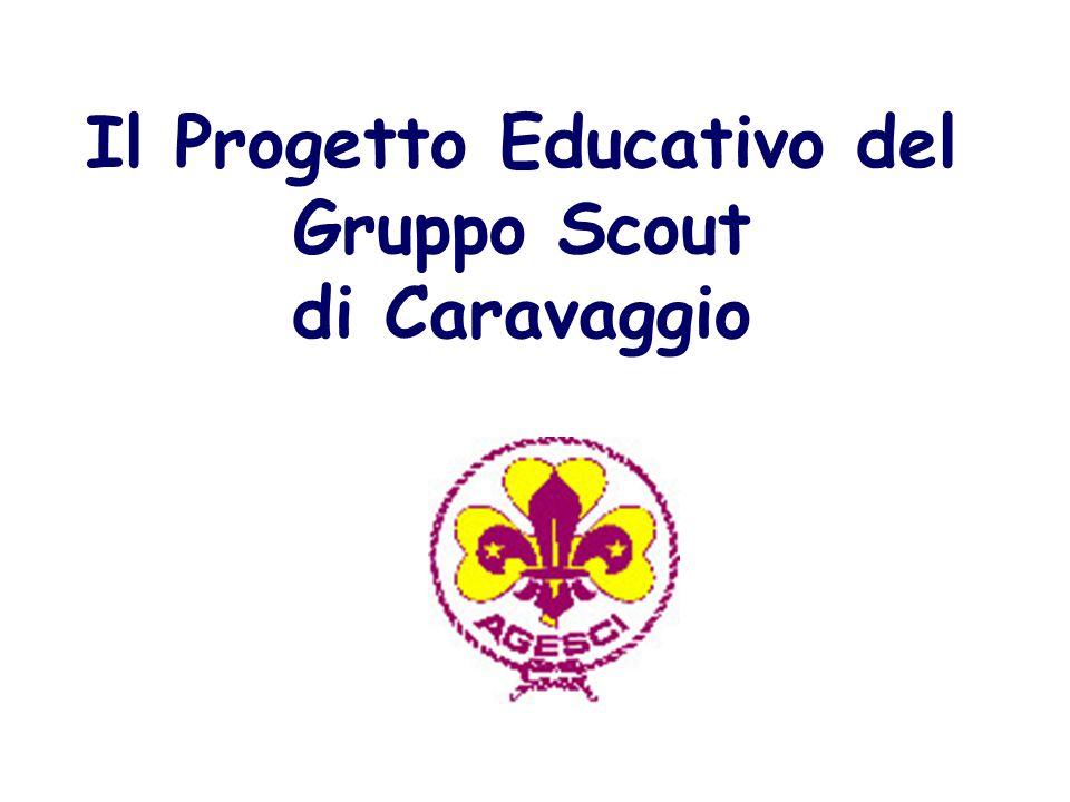 Il Progetto Educativo del Gruppo Scout di Caravaggio